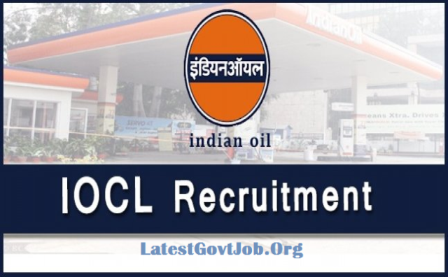 IOCL Recruitment 2018 For 350 Vacancies for Trade Apprentice | Apply Online Via LatestGovtJob.Org