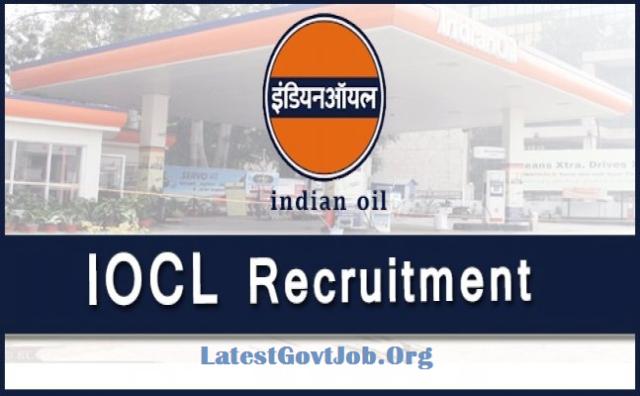 IOCL Recruitment 2018 For 350 Vacancies for Trade Apprentice | Apply Online Via LatestGovtJob.Org