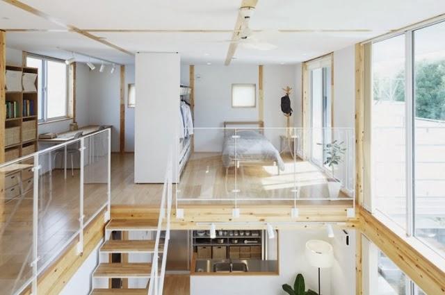 Desain Interior Rumah Minimalis Bergaya Jepang  Blog
