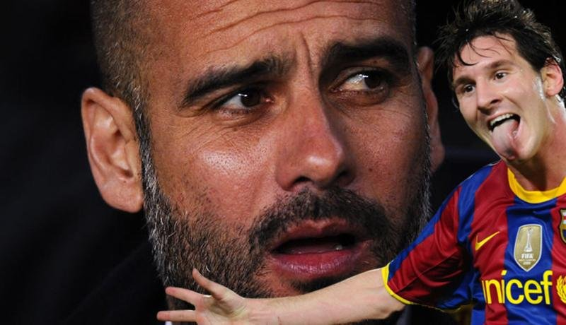 Barcelona vs Bayern Munich Messi vs Guardiola