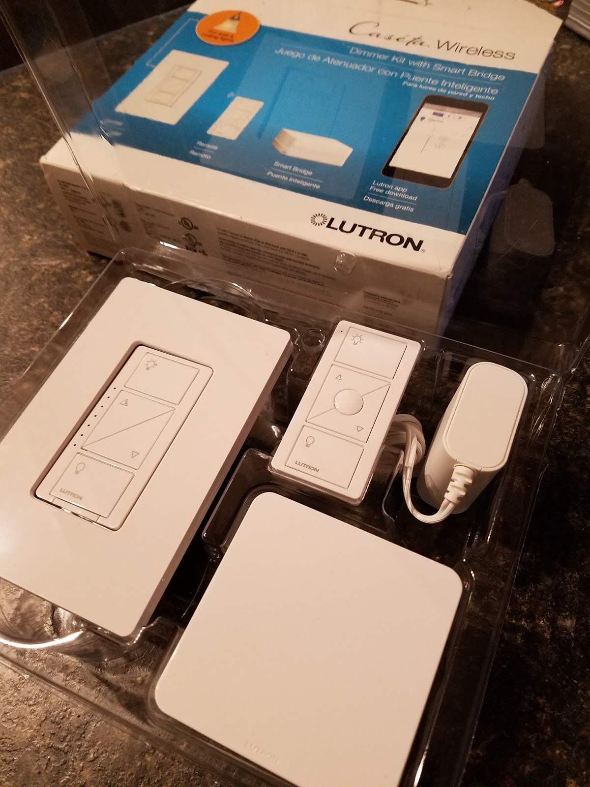 Smart Switch Review The Ecobee And Lutron Caseta Neutral Wire Light How To A Smartthings