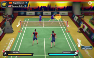 Li-Ning Jump Smash 15 Apk Data Obb - Free Download Android Game