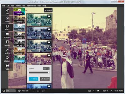 تحميل برنامج بكسلر لتغيير ألوان الصور مجانا Pixlr 2016 Free