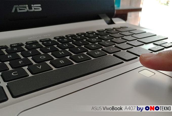 Review Laptop Asus VivoBook A407UB