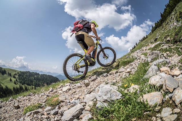Feistritz im Gailtal - Mountainbike-Tour auf den Oisternig mtb