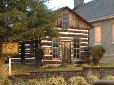 Home of Reverend David Rice in Kentucky