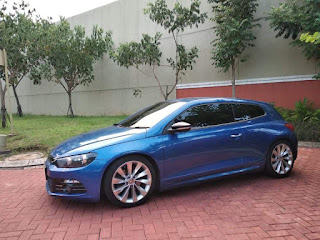 Dijual VW SCIROCCO 1.4 TSI 2013  KM 46rb-an