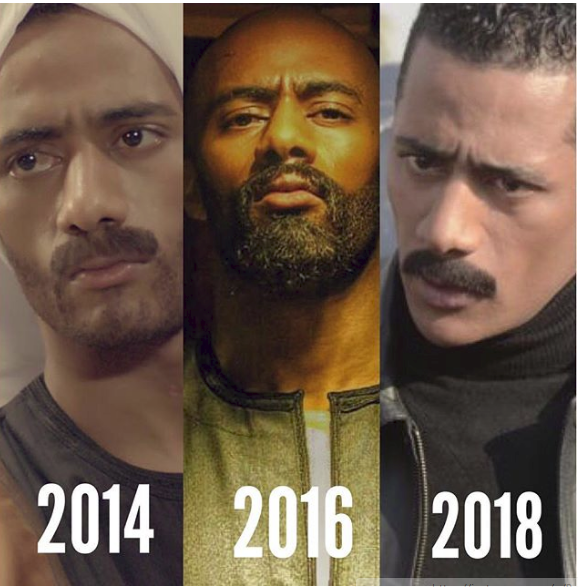 مسلسلات رمضان 2018 ~ محمد رمضان يروج لمسلسلة الجديد نسر الصعيد المقرر طرحة في رمضان 2018