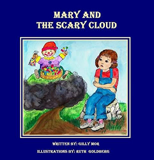 Mary And The Scary Cloud - Children's ebook by Gilly Mor