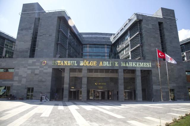 İstanbul Bölge Adliye Mahkemesi Yeni Binasında