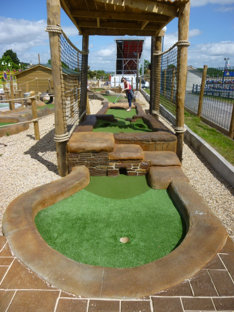 The Ham And Egger Files Adventure Golf In Dawlish Warren