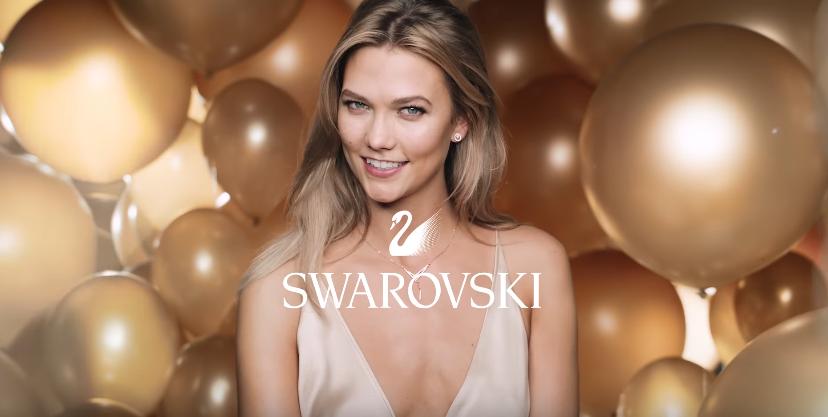 Canzone Swarowski pubblicità Con Karlie Kloss e Winnie Harlow - Musica spot Novembre 2016