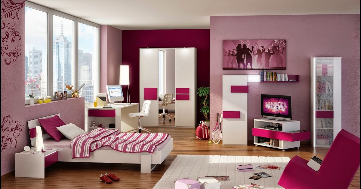 conseil peinture chambre fille. Black Bedroom Furniture Sets. Home Design Ideas