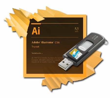 Adobe Illustrator Cs6 Portable Mega 1 Link Technology And Web Tecnología Programación Y Web
