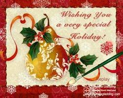 Musical Animated Christmas Cards