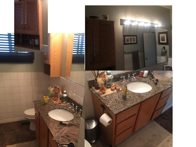 Bathroom Renovations - BEFORE