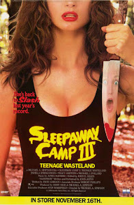 Sleepaway Camp III: Teenage Wasteland Poster