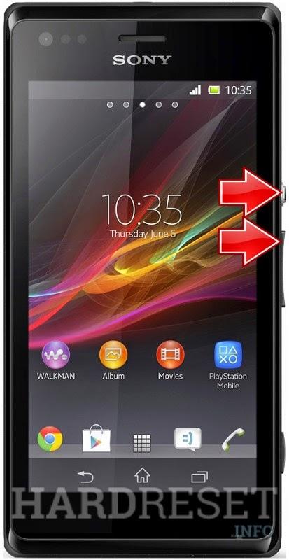 Sony Xperia M Dual (C1904/C1905)