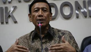 Komentar Wiranto Terkait Aksi Bela Islam Jilid III : Ada Demonstrasi Ingin Ganggu Eksistensi Negara - Commando