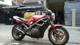 Suzuki Bandit 150 Design And Enggine Red Color