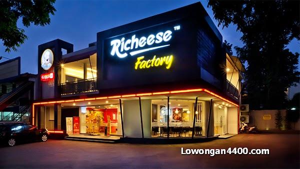 Lowongan Kerja Richeese Factory Terbaru