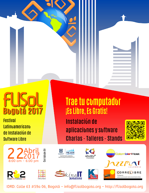 FLISoL Bogotá 2017