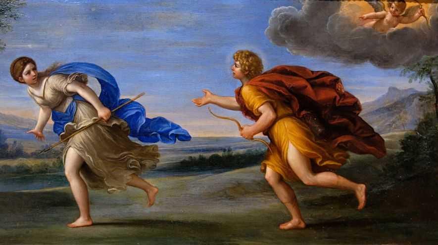 Mitos e Lendas: Apolo Amava Dafne, Mas ela Não o Amava