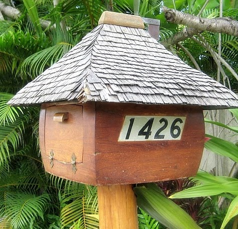 Hawaii mailbox