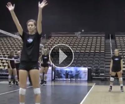 teknik block permainan bola voli