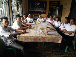 DPD Perindo OI Targetkan Pimpin DPRD