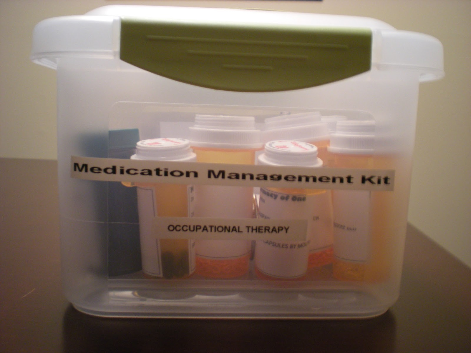 Carbon Creations Medication Management Kit