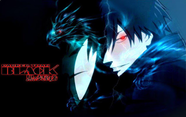 Darker Than Black - Top Anime Overpower (Main Character Strong from the Beginning)