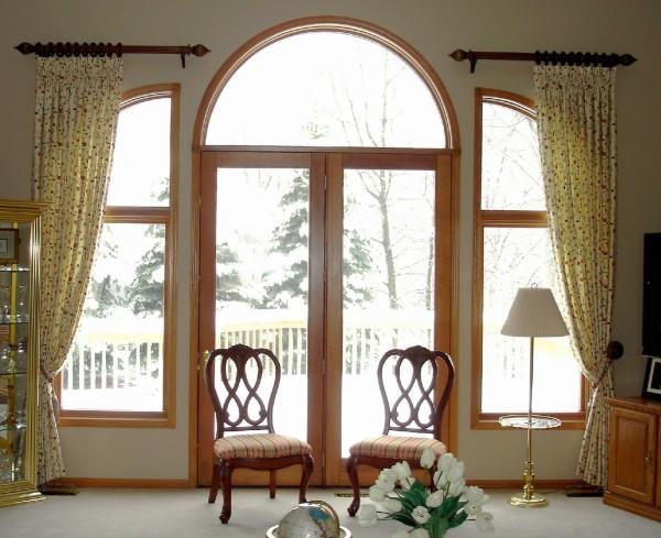 rideau de porte rideaux et voilages