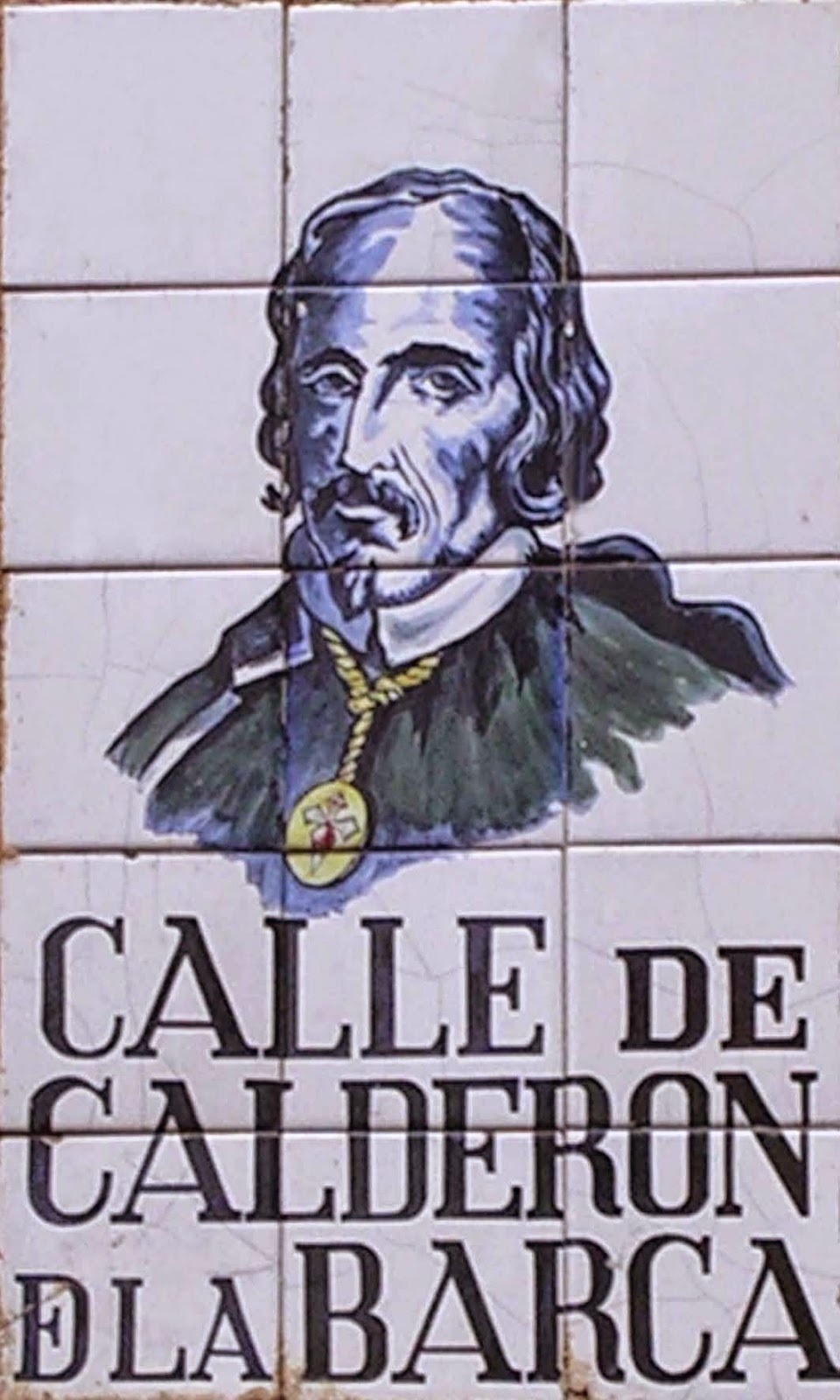 Calle de Calderón de la Barca