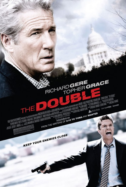 The Double (2011) tainies online oipeirates