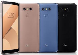 Description : LG Pamerkan LG G6 Plus Dalam Sebuah Video Promo, RAM 6GB dan 128GB Storage