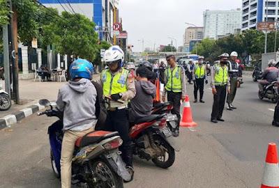 Polda Metro Gelar Razia 'Keselamatan Jaya' Mulai 5 Maret