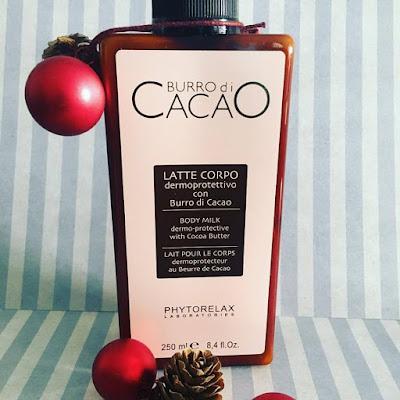 Manteca de Cacao de Phytorelax Laboratories