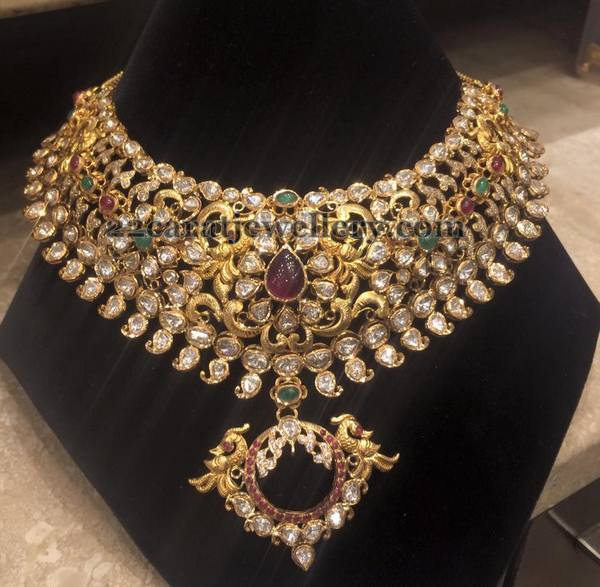 Pachi Necklace Sets for Wedding