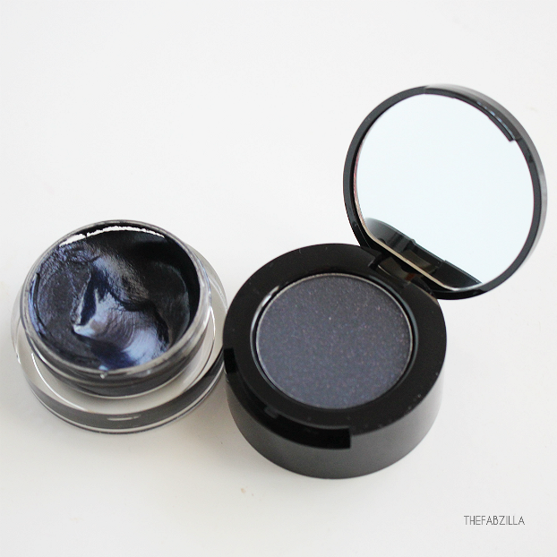Tom Ford Cream and Powder Eye Color Night Sky, Tom Ford Noir Holiday 2015 Collection, Review, Swatch