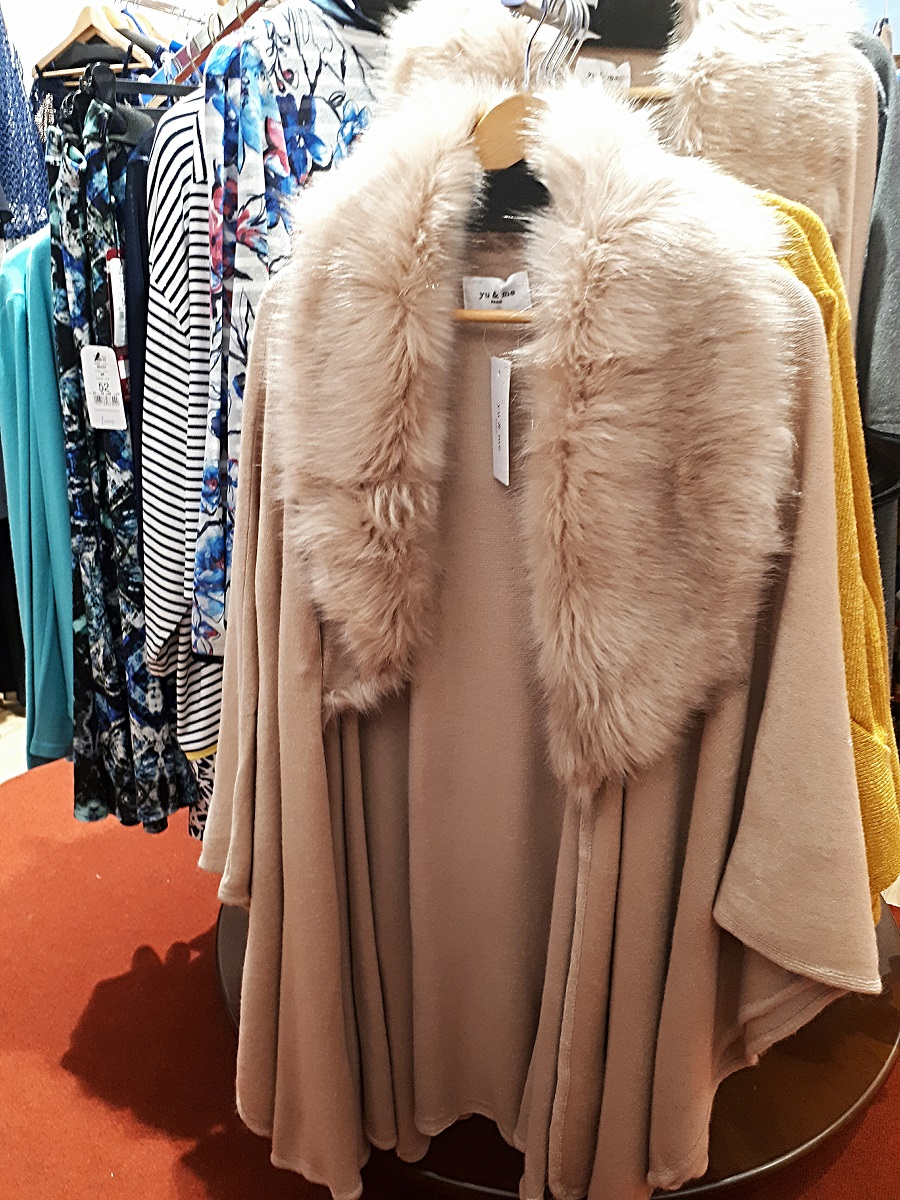 Yu & Me fashion, plus size style, The Style Guide Blog, The Winsome Lady, Ballymoney