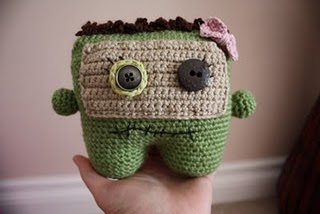 Free Crochet Patterns for Various Monster Amigurumis ⋆ Crochet ... | 214x320