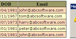 JQuery Table Row Click Event   C# Guide - C#, Asp Net, MVC