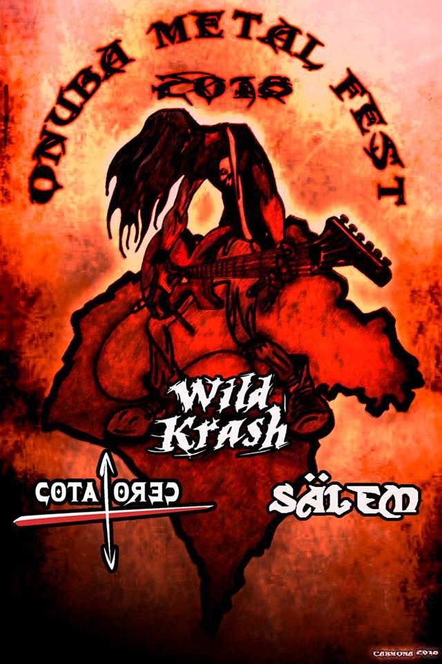 Esquirlas De Metal Huelva H Metal Fest El Germen