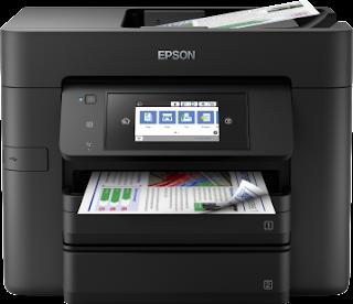 Epson WorkForce Pro WF-4740DTWF Driver Download Windows, Mac, Linux