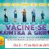 Secretaria Municipal de saúde de Santana dos Garrotes realiza campanha de vacinação contra a gripe A (H1N1) nesta segunda