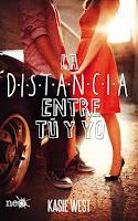 Resultado de imagen de la distancia entre tu y yo libro