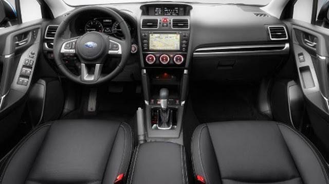 Subaru Forester 2019 Redesign