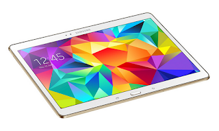Spesifikasi Samsung Galaxy tab S 10.5 inch Terbaru