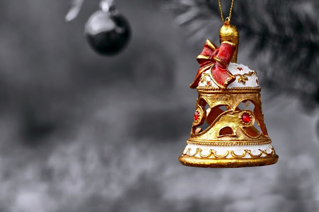 Best Decorative Christmas Bells Images & HD Wallpapers 2017